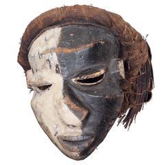 Pende Mbangu Deformity Mask, Africa, Early 20th Century