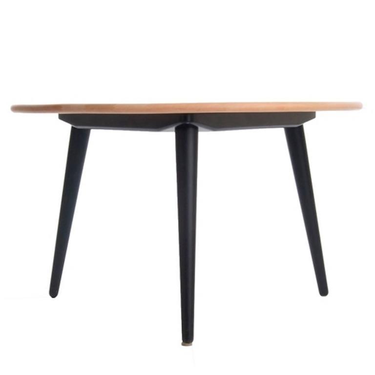 Wegner Ch008 Coffee Table: Danish Modern Model CH008 Coffee Table By Wegner At 1stdibs