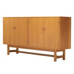 Cabinet by Kurt Østervig for H.C. Møbler