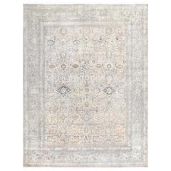 Beautiful Antique Persian Khorassan Rug