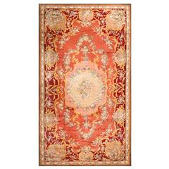 Oversized Antique French Savonnerie Rug