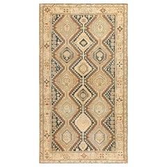 Tribal Antique Caucasian Shirvan Rug