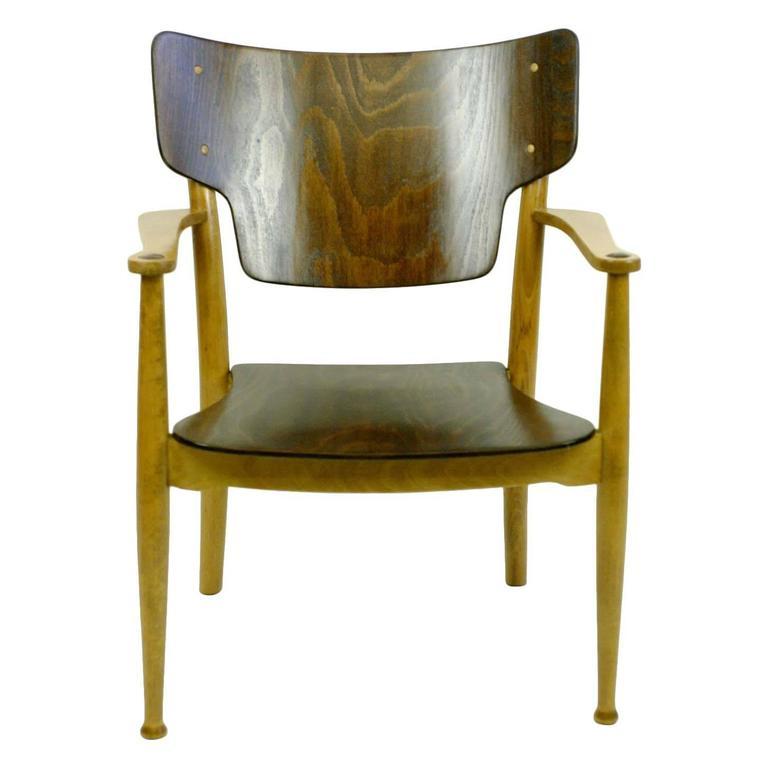 Portex Armchair by Peter Hvidt and Orla Molgaard-Nielsen