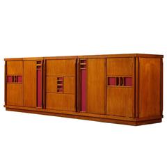Italian Sideboard with Large Storage Facilities