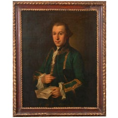 18th Century Portrait of an Englishman