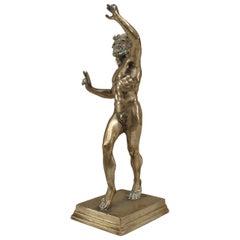 Bronze Greek Mythological Figure