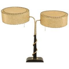 Mid-Century American Student Lamp