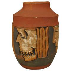 American Terra Cotta Vase by Robert Bentley, 2005