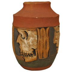 American Terra Cotta Vase by Robert Bentley, 2005