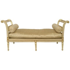 19th Century Italian Neoclassical Style Daybed