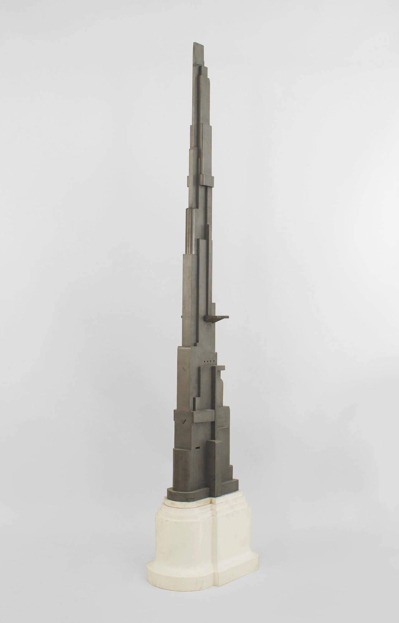 Metal American Art Modern Aluminum