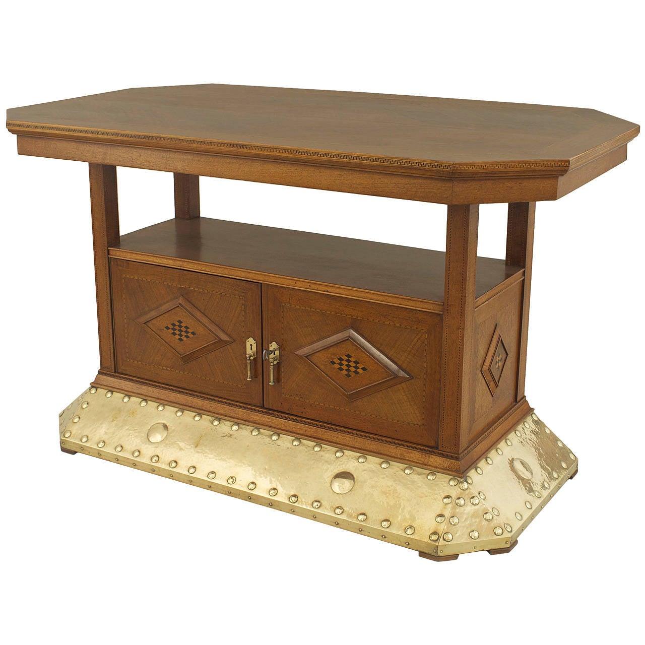 dutch arts and crafts furniture. Black Bedroom Furniture Sets. Home Design Ideas