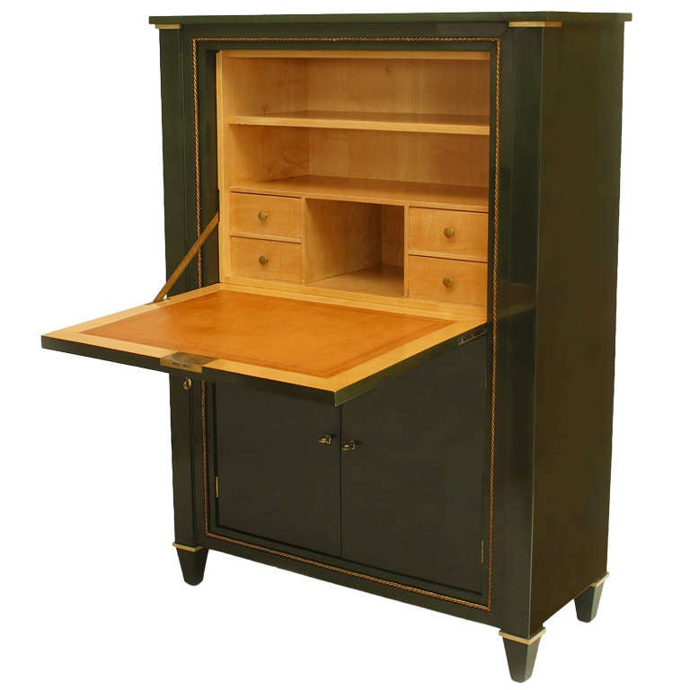 1940's French Secretary by Maison Ramsay