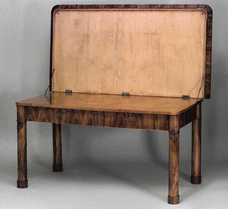 Austrian biedermeier desk attributed to danhauser c 1825 for Furniture 1825