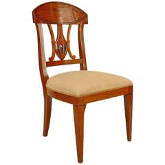 Set of 11 Modern Biedermeier Style Side Chairs
