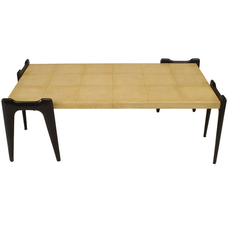 Ico Parisi Attributed 1940's Coffee Table