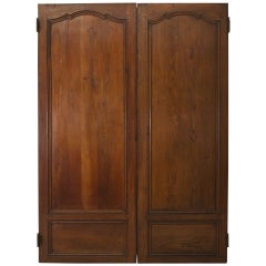 Pair of 18th Century French Provincial Door Panels