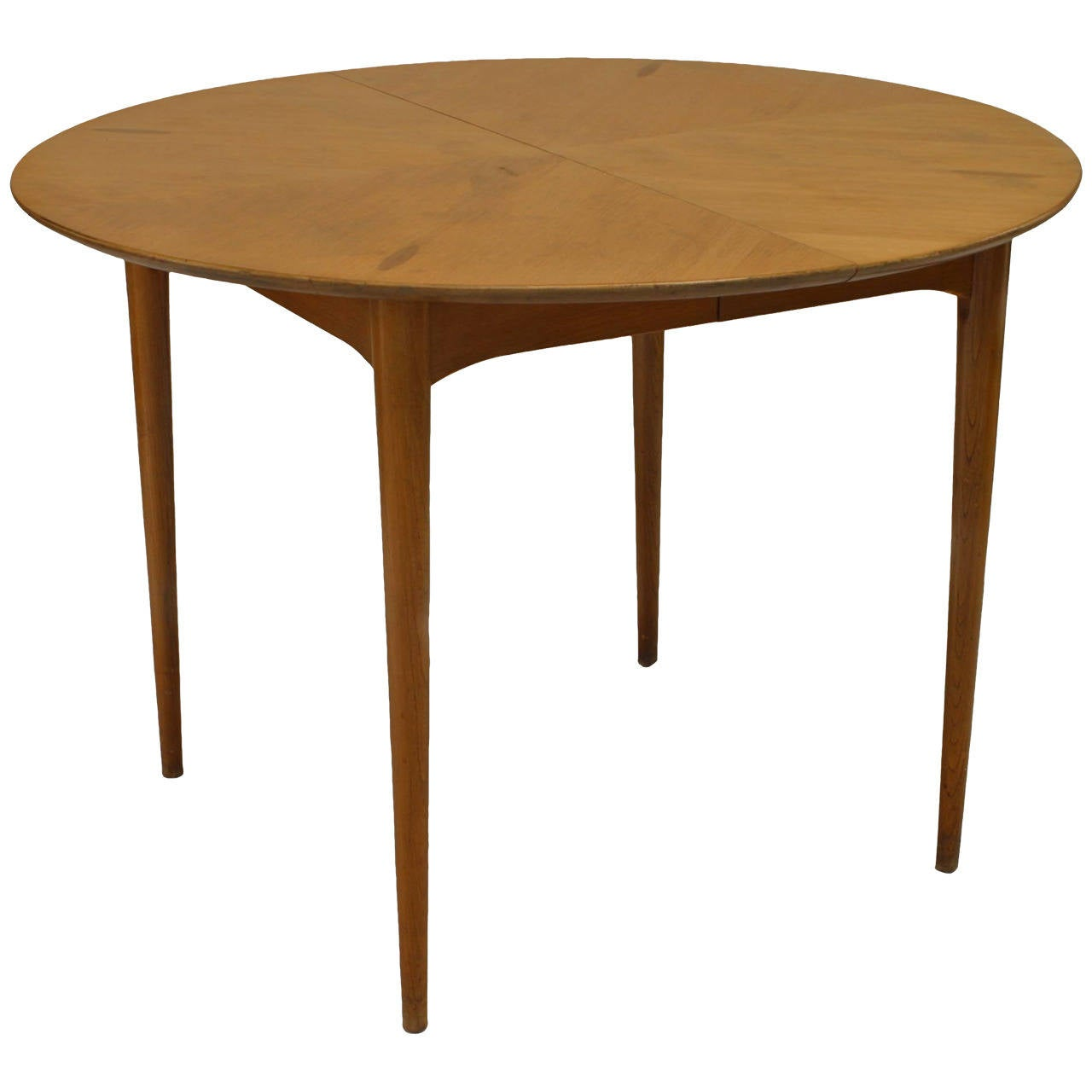 1950s round dining table for sale at 1stdibs for Round dining room tables for sale
