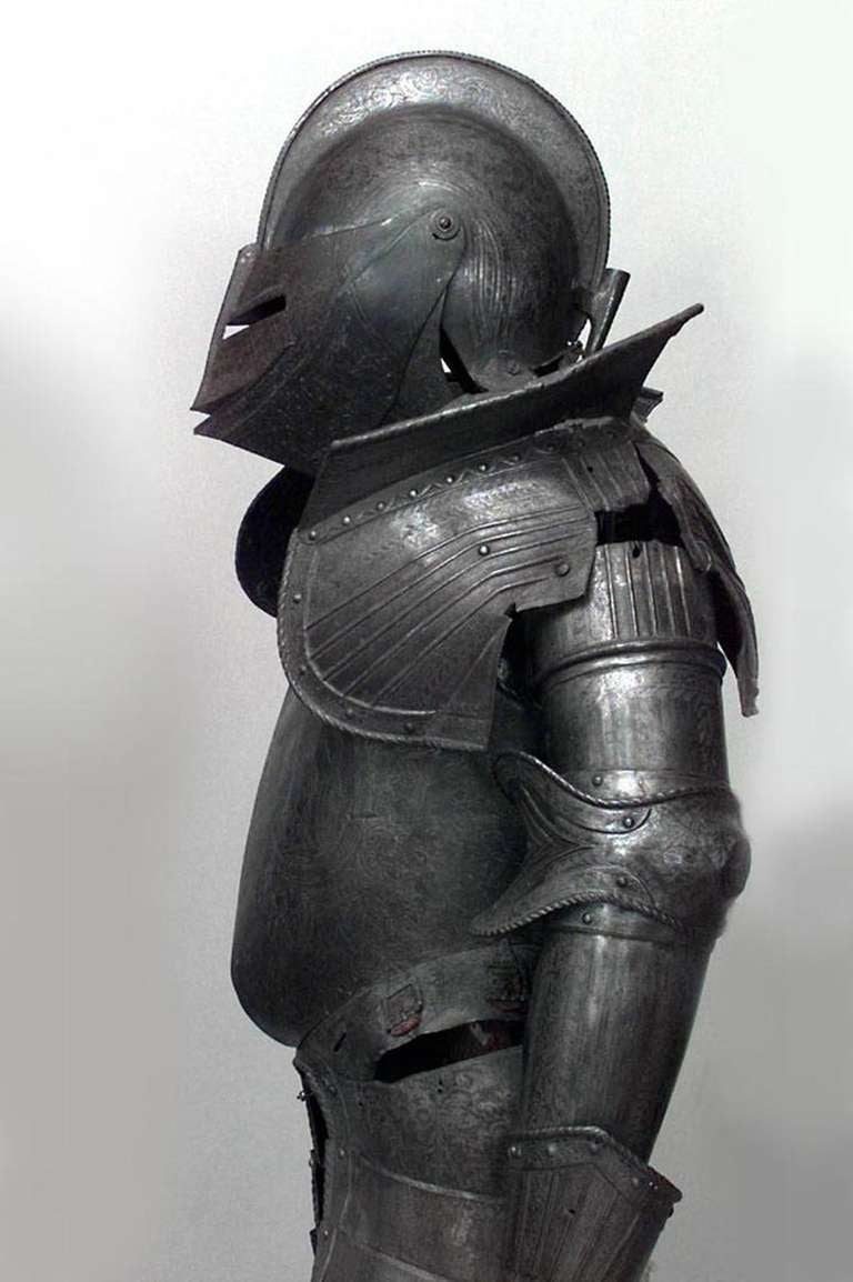 Medieval Suit of Armor For Sale Medieval Style Suit of Armor
