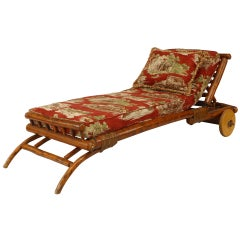 1920's Old Hickory Chaise