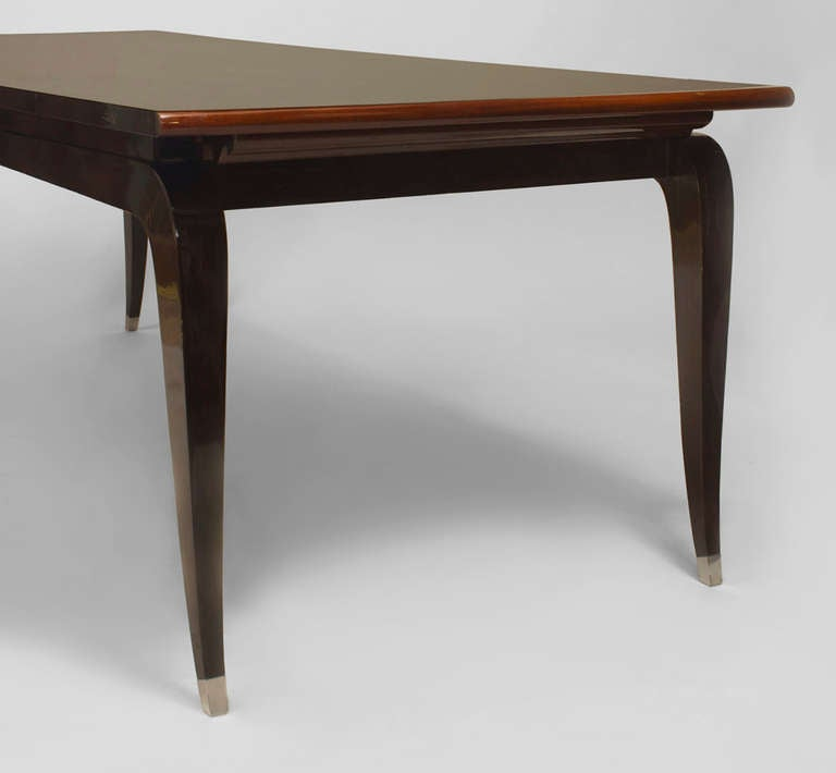 1940 S French Extending Dining Table For Sale At 1stdibs