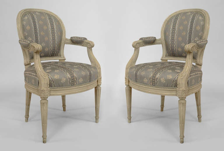 set of 12 louis xvi upholstered dining room chairs at 1stdibs