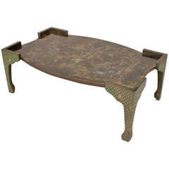 Chinoiserie-Style Coffee Table, by Philip and Kelvin LaVerne