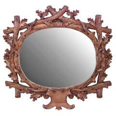Black Forest Wall Mirror