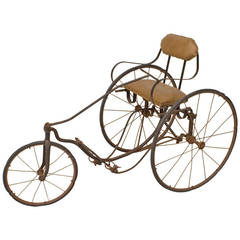 19th c. American Tricycle by Gendron Wheel Co.