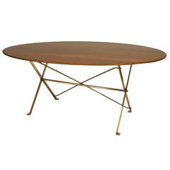1950 Italian Dining Table by Azucena