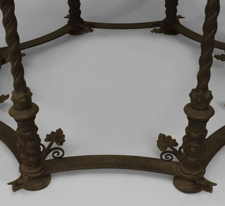 19th c. English Monumental Birdcage Patented by Henry Jones For Sale 1