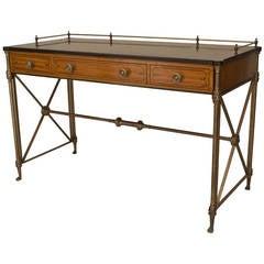 1940's French Charles X Desk by Kittinger