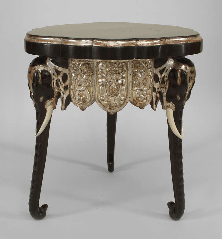 English Regency Anglo Indian Side Table 3