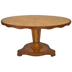 Mid-19th Century Continental Centre Table