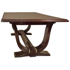 Monumental French Art Deco Dining Table