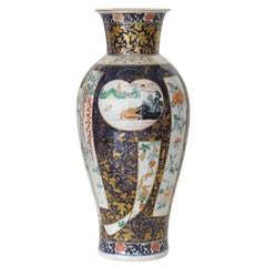 Early 18th Century Japanese Imari Vase