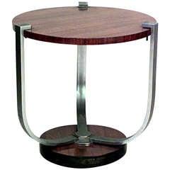 Französischer Art Deco Tisch von Dominique