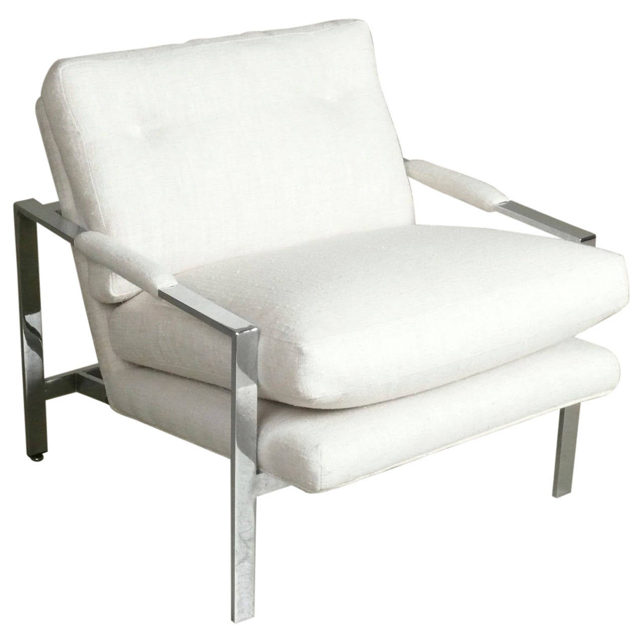 Milo baughman lounge chair at 1stdibs