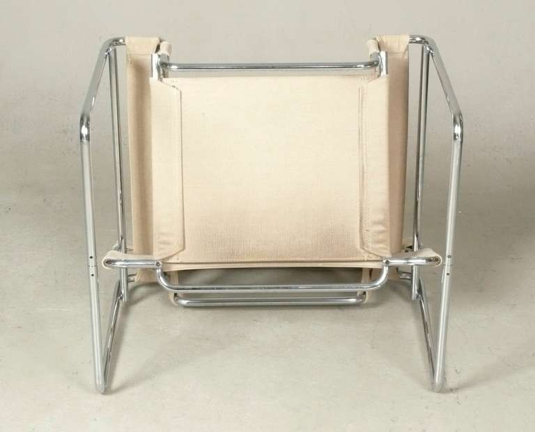 Marcel Breuer 39 S Wassily Chair By Knoll At 1stdibs
