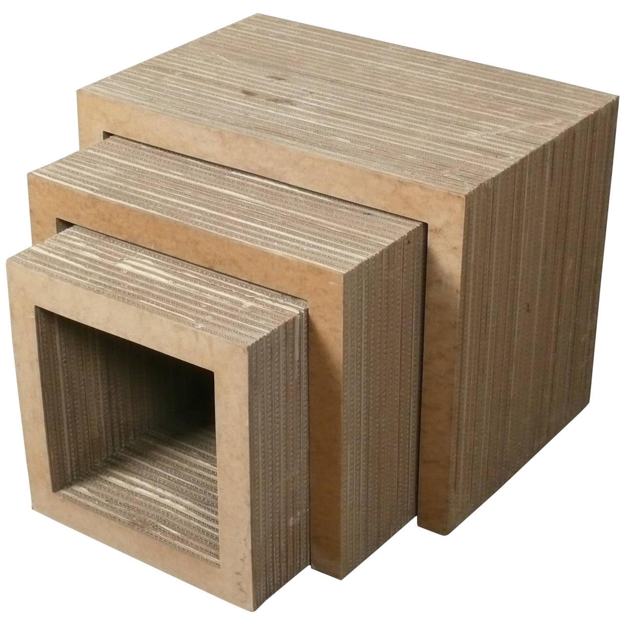 Nesting Furniture Abbey Nesting Tables Furniture Linkedlifescom