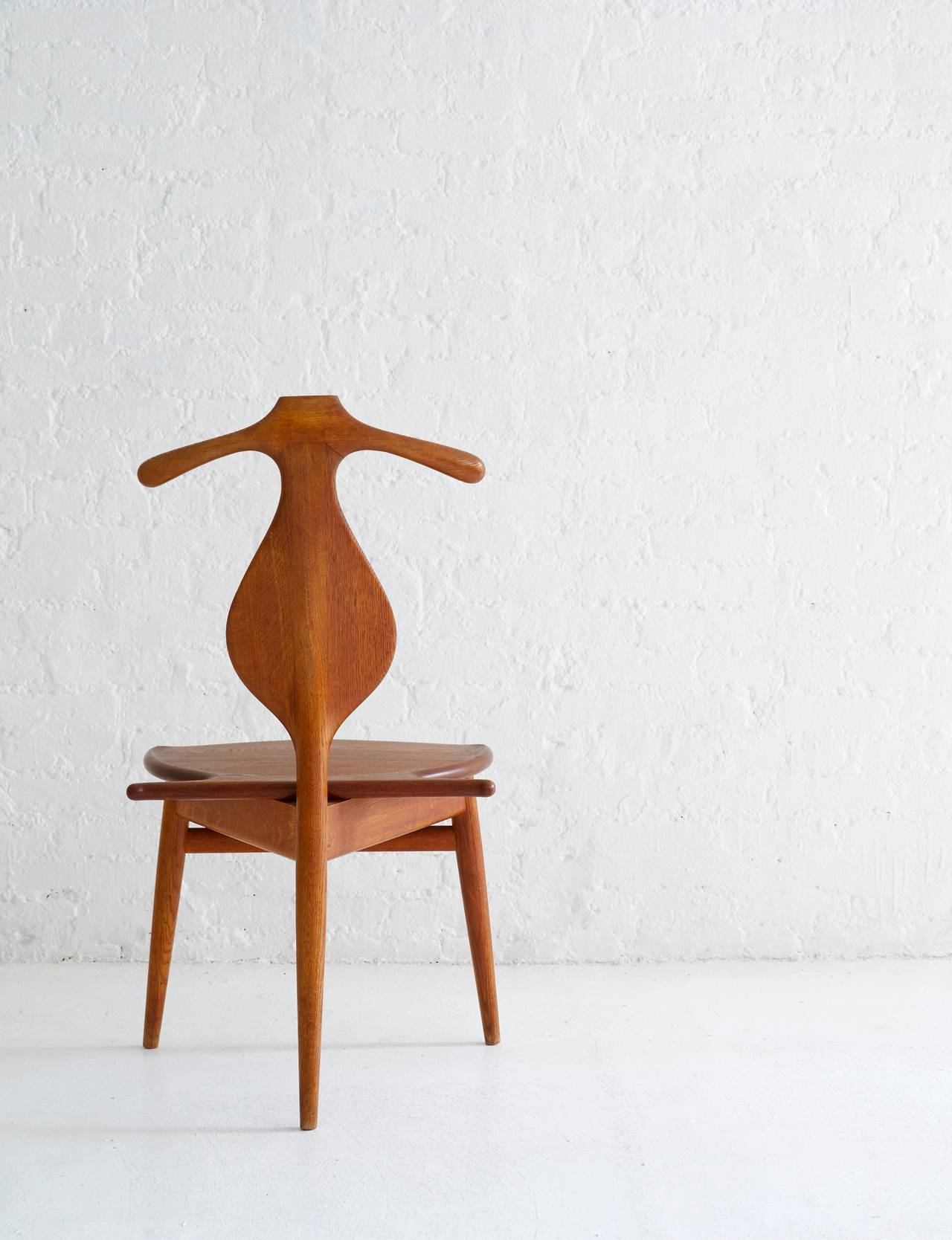 Hans Wegner Valet Chair 6
