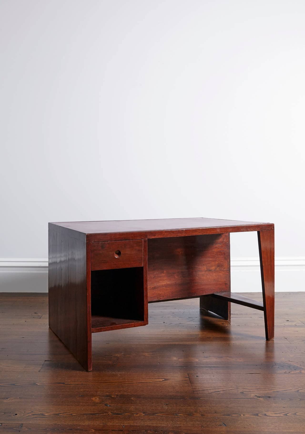 """Office Table"" by Pierre Jeanneret 4"