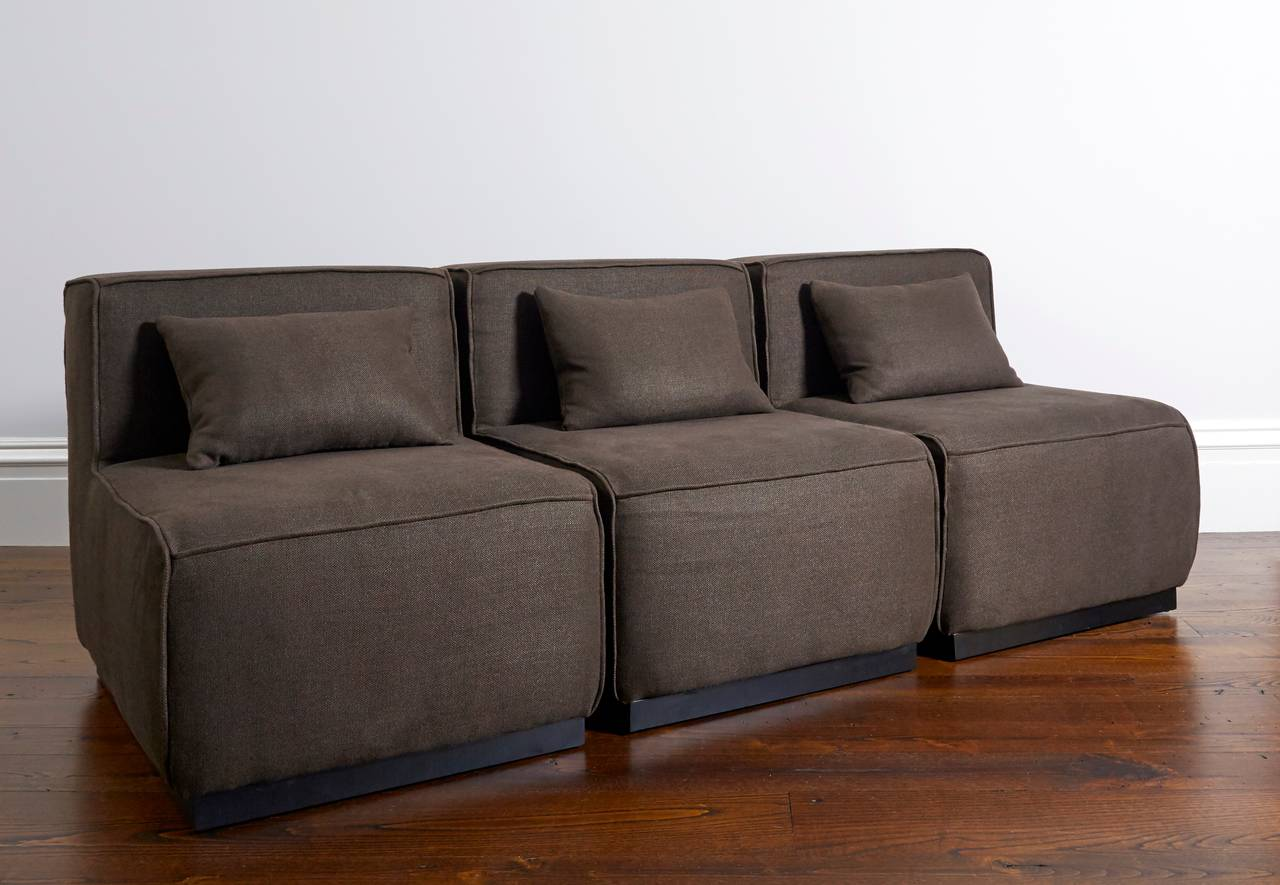 Modular Sofa By Ash Nyc For Sale At 1stdibs