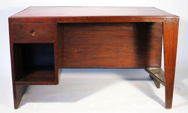 """Office Table"" by Pierre Jeanneret 7"