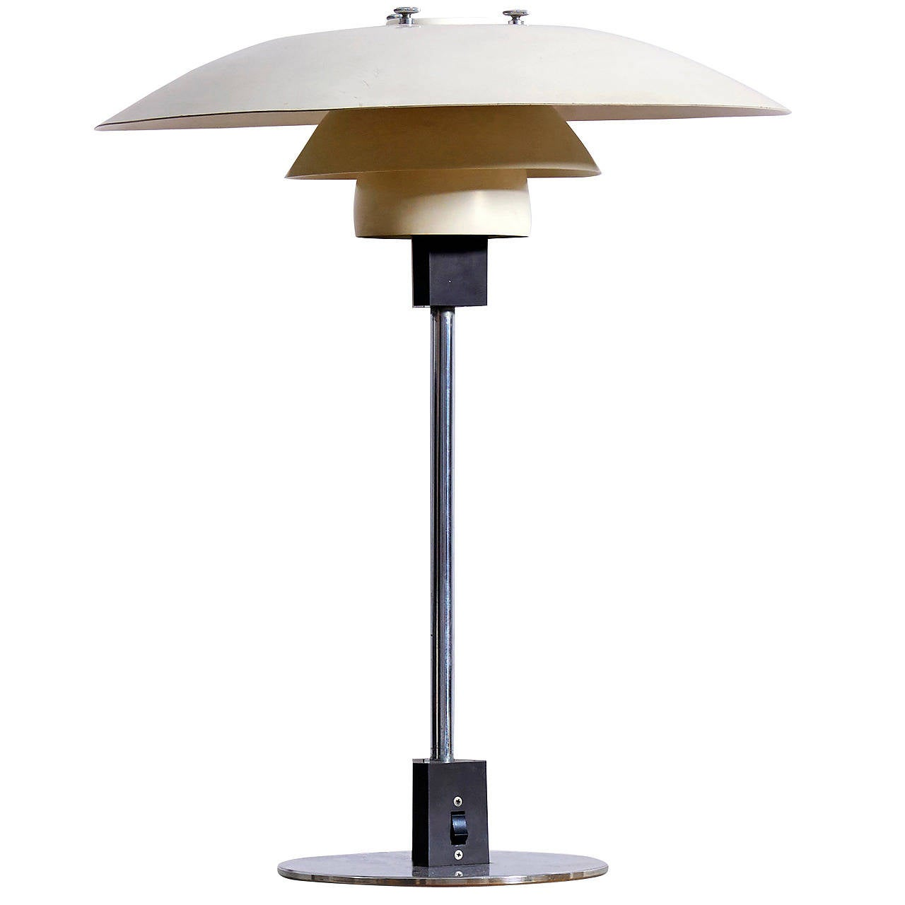 poul henningsen lamp for sale at 1stdibs. Black Bedroom Furniture Sets. Home Design Ideas