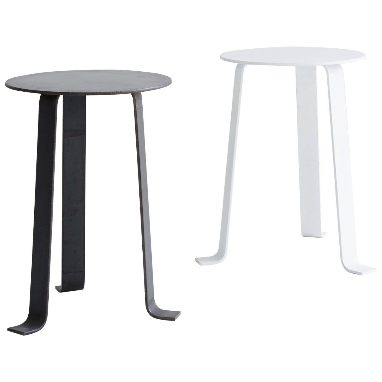 Steel Tripod Stool