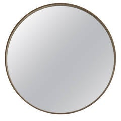 Basic Suede Mirror by ASH NYC
