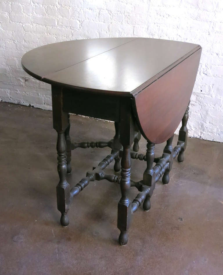 Beautiful Round Drop Leaf Table Gate Legs 768 x 946 · 80 kB · jpeg