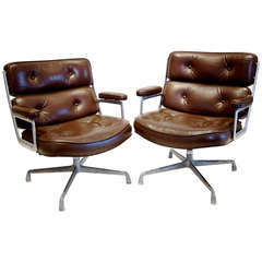 Eames Time Life Executive Chairs