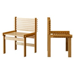 AA Lamella Chairs